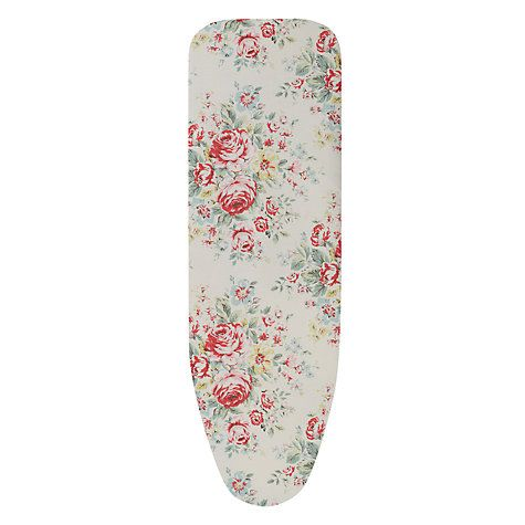 Buy Cath Kidston Ironing Board Cover, Hampstead Rose, L135 ...