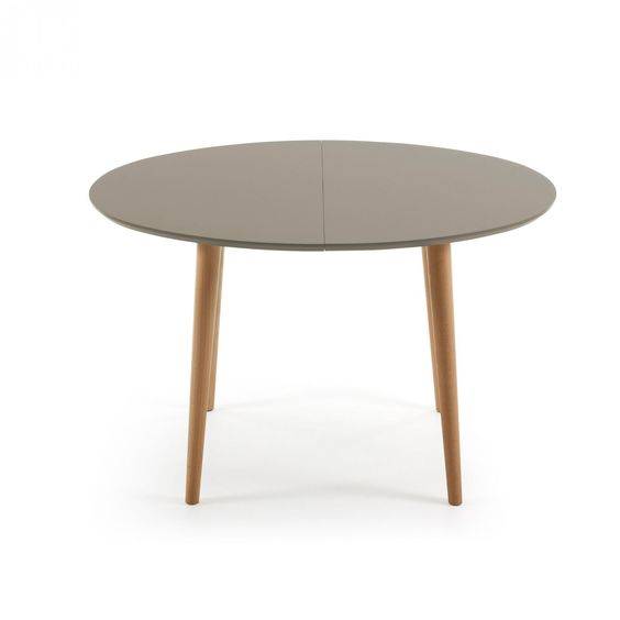 Tables on pinterest for Table extensible kristalia