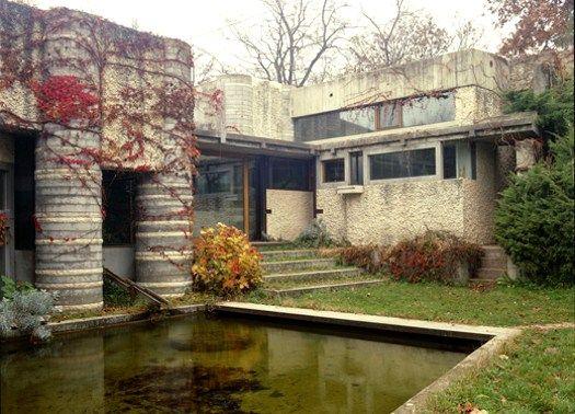 Villa Ottolenghi – l'ultima opera di Scarpa   Terre delle Ottolenghi, Bardolino, Verona   1974-1978