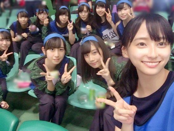 欅坂46の集合写真50