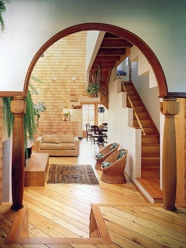 15 Trendy Hall Arch Designs To Deck Up Your House In 2020 In 2020 Garage Design Interior Rustic Remodel Remodel