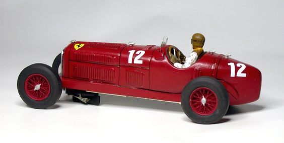 1935 Alfa Romeo P3b   THE FORMULA-ONE-THIRTY-TWO SCRATCHBUILD FORUM