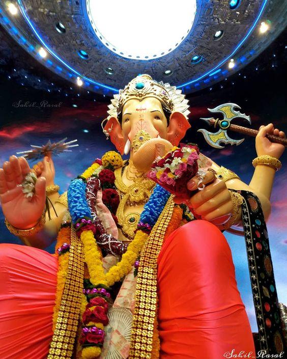 Pin On Happy Birthday Ganesha