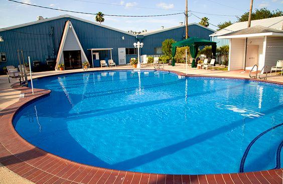 Sunshine RV Resort An Encore At Harlingen Texas
