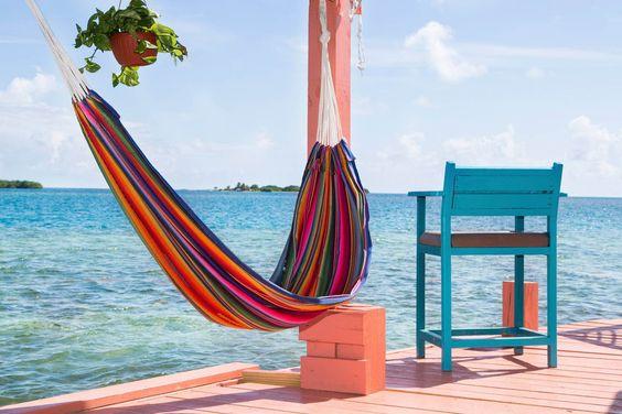 Bird Island, Belice - ¿Quieres escapar del calor? ¡Alójate en el mar!
