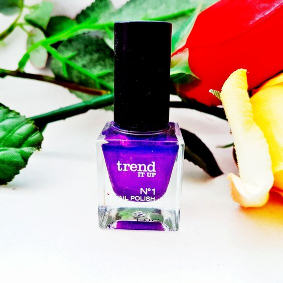 Trend it up no 1 Nail Polish Nummer 180 Review