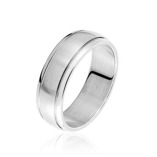 Trauring Aus Stahl | Trauringe, Männer ringe, Ringe