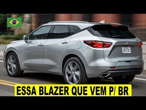 A Nova Blazer Xl 7 Lugares Que Vira P Brasil Em 2021 Youtube Chevrolet Traverse Chevrolet Blazer Blazer