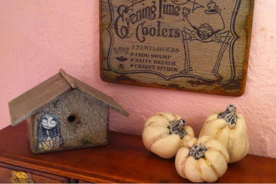 Katie's Clay Corner: The beginning of Pumpkin Season..