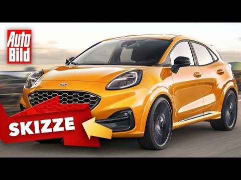 Video Ford Puma St 2020 Ford Puma St Tuning Video In