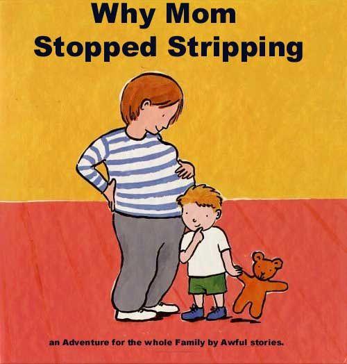 Something Awful - Children's Books: