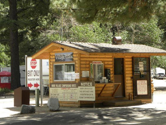 """Annett""""s Mono Village - Eastern Sierra Camping at it's finest"""