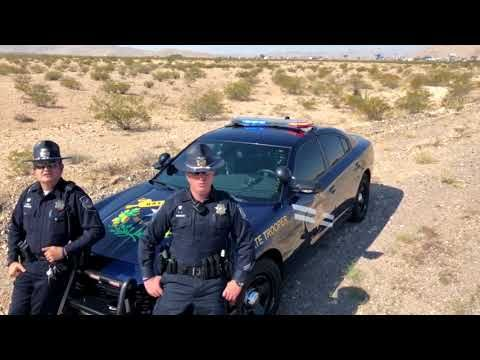 Nevada Highway Patrol Southern Command Has Released Their Lip Sync Challenge Video In Response To The Challenge By The North State Police Nevada State Trooper