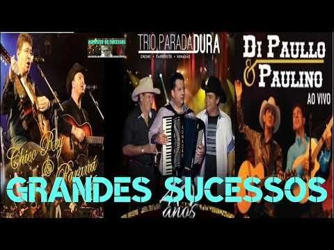 Chico Rey Parana E Trio Parada Dura E Di Paulo Paulino Grandes