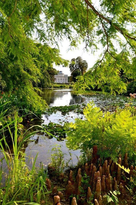 Parc Bois De Boulogne Paris