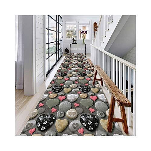 Roundup 12 Amazing Hallway Runners To Suit Your Style Budget Hallway Wallpaper Foyer Decorating Hallway Rug