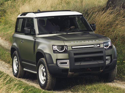 لعبة الغاز السيارة لاند روفر Land Rover Defender 90 Puzzle Land
