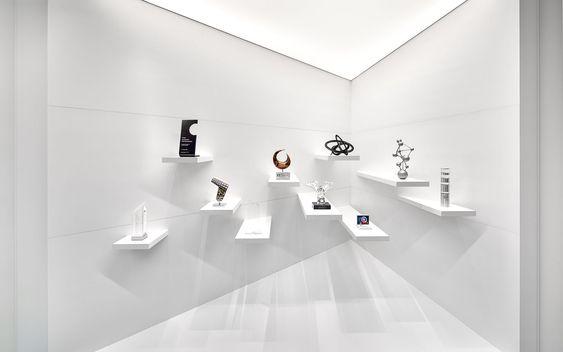 TRUMPF Besucherforum Ditzingen - Atelier Brückner