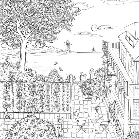 Pinterest the world s catalog of ideas for Debbie macomber coloring book pages