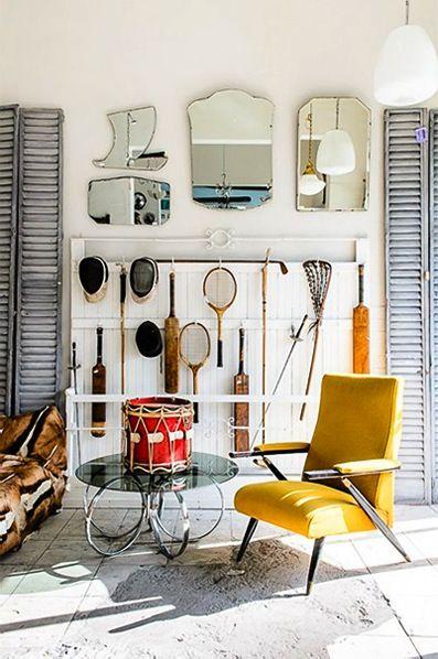 La magia de los espejos, la decoración que multiplica.