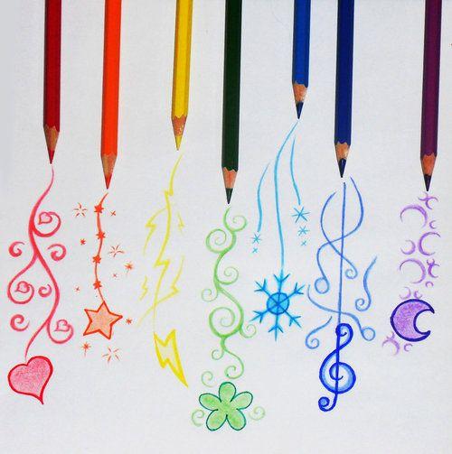 Cool doodle