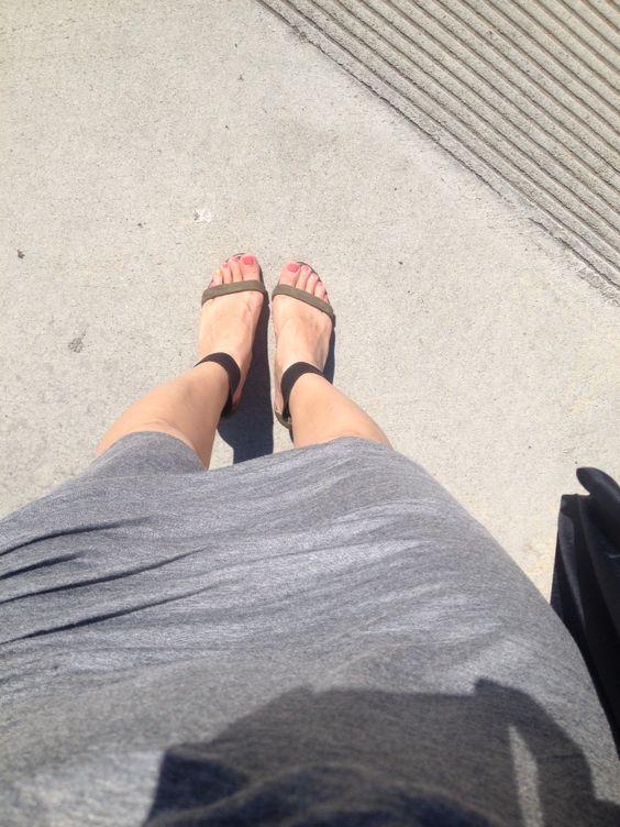 Sandal #itsbanana