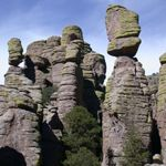 Wonderland of Rocks - The Chiricahua National Monument Park in Arizona; one of my favorite places to hike. You see it all there - from green trees to amazing rock structures.