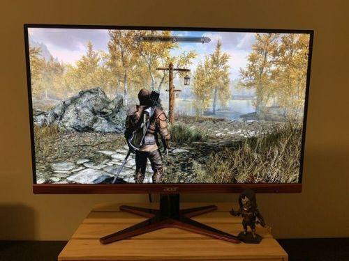 Acer Xg270hu 27 1440p 144hz Gaming Monitor Monitor Lcd Monitor Hdmi