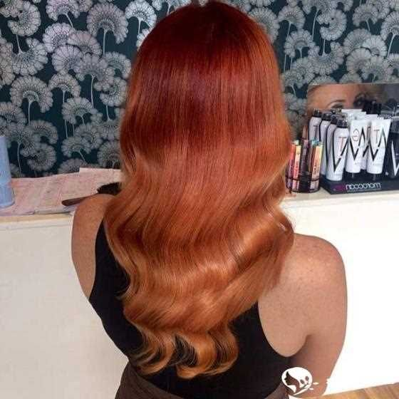 10 Copper Balayage Hair Ideas For Autumn 2019 2020 Balayage Hair