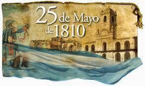 """Teia Design: 25 de Maio de 1810 """"Revolução de Maio"""" Argentina"""