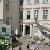 Kunst-Werke Institute for Contemporary Art, Berlin.