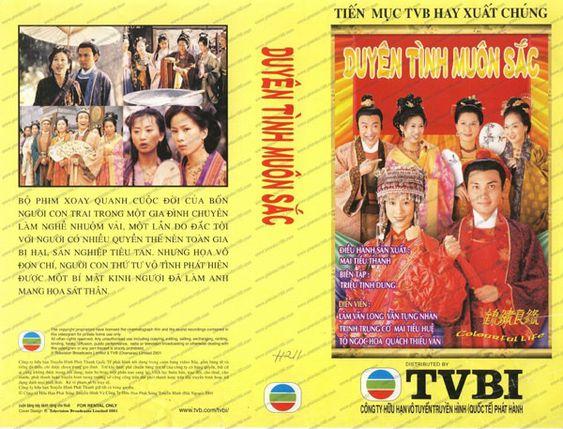 duyen tinh muon sac Hong Kong