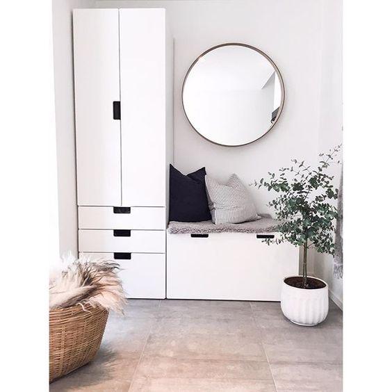 ikea garde robe wardrobe ikea stuva ikeastockholm id es d co pinterest. Black Bedroom Furniture Sets. Home Design Ideas