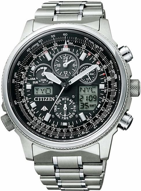 Citizen Promaster Sky Eco Drive Pmv65 2271 Citizen Watch Watches For Men Cool Watches