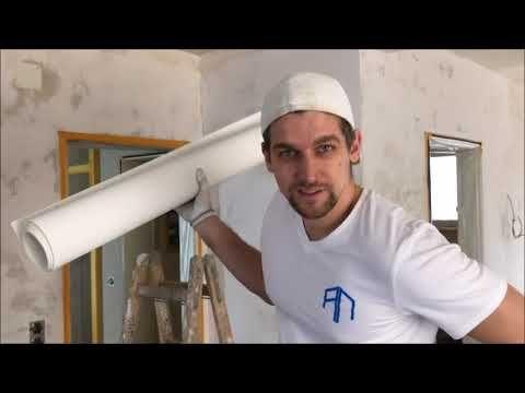 Malervlies Decke.Decke Alleine Mit Malervlies Tapezieren Vom Wandprofi