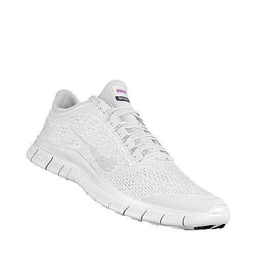 Perfect shoes for nursing school plain white