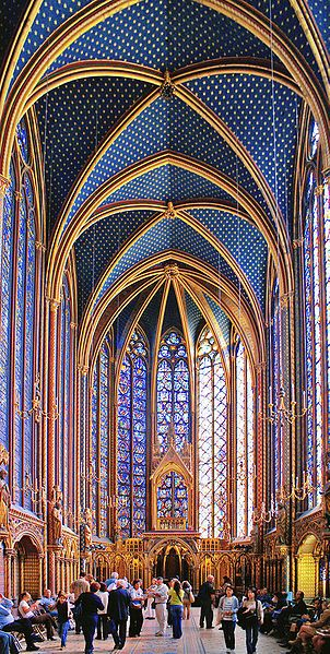 cathedral of sainte chapelle