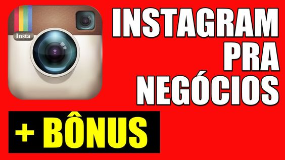 Instagram Pra Negócios + Bônus [EXCLUSIVO]