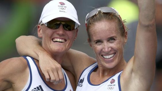 Helen Glover & Heather Stanning successfully defend their Olympic title by winning gold in the rowing pairs, beating New Zealand and Denmark. They are undefeated in over 5 years. 12th August 2016