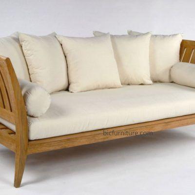 Teak Sofa Tws 06 Wooden Sofa Set Teak Sofa Large Sofa