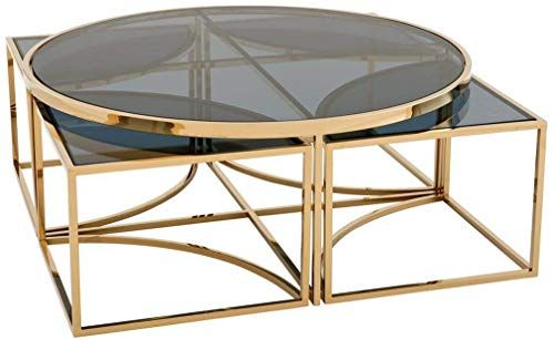 Amazing Offer On Gold Nesting Coffee Table Eichholtz Padova