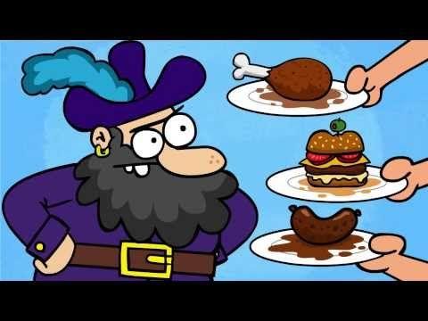 Acapella Kinderlied - Die Piraten - zum mitsingen - YouTube