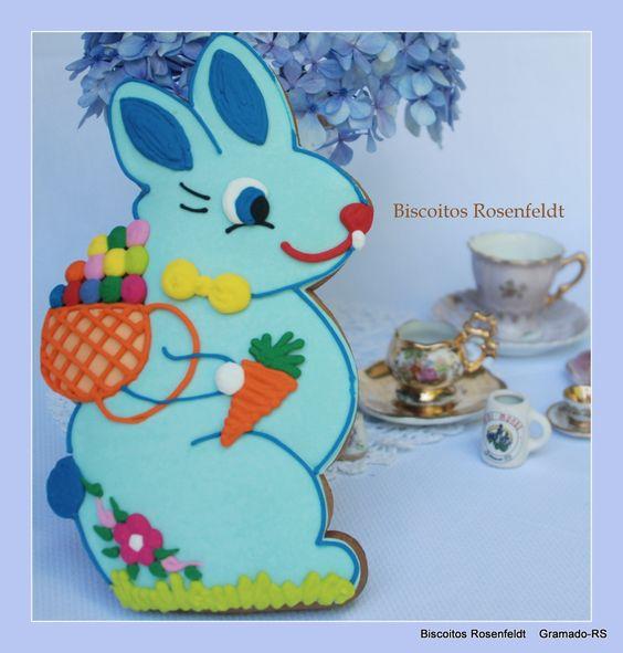 Biscoitos de mel Rosenfeldt