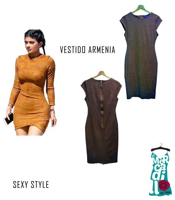 Buenos días chicas ¿Que os parece nuestro vestido Armenia? Sexy style
