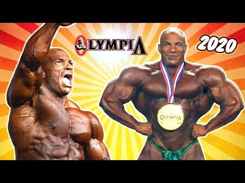 Results 2020 Mr Olympia Sultro