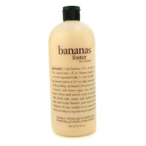 Philosophy Bananas Foster Ice Cream body wash