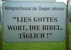 Bildergebnis für zeugen jehovas bibel