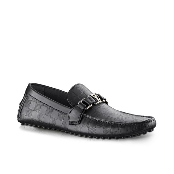 louis vuitton replica mens shoes - Hockenheim loafer in Damier Infini via Louis Vuitton | The Male ...