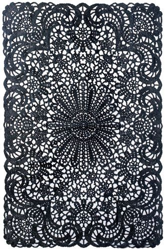 Credit: James Johnson Star buy: Synthetic rubber lace table mats, £5.95 for set of fourSex up your din...