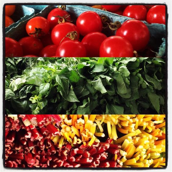 Can't believe the gorgeous produce at Bronx Borough Hall Greenmarket - across the street from my house on the Grand Concourse! Fresh, local, sustainable - I'm cooking!